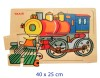 JIGSAW PUZZLE - TRAIN