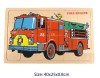 JIGSAW PUZZLE - FIRE ENGINE