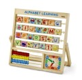 **NEW** VIGA TOYS - LEARNING ALPHABET & CLOCK
