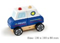 **NEW**VIGA TOYS - STACKING POLICE CAR
